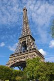 Eiffel torre-París Imagen de archivo