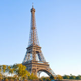 Eiffel tour  in France, Paris Royalty Free Stock Photo