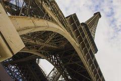 Eiffel tour. In Paris. The famous landmark in the center of Paris Stock Photos