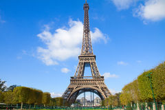 Eiffel tour (tower), Paris,  France Stock Image