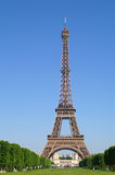 Eiffel tower. In France, Paris Stock Photography