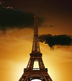 Eiffel-tower Royalty Free Stock Images