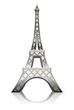 Eiffel tower. Vector illustration of the Eiffel tower royalty free illustration