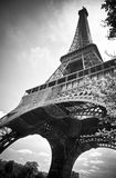 The Eiffel Tower. In Paris, France Stock Image