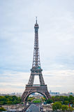 Eiffel Tower. Paris, the beautiful Eiffel Tower Stock Images