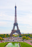 Eiffel Tower. Paris, the beautiful Eiffel Tower Royalty Free Stock Image