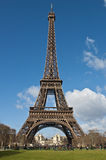 Eiffel Tower. The Eiffel Tower of Paris Royalty Free Stock Images