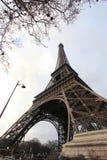 Eiffel Tower. La Tour Eiffel Tower, Paris, France royalty free stock photos