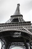 Eiffel Tower. Building of Paris Stock Photography