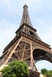 The Eiffel Tower Stock Photo