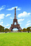 The Eiffel Tower Royalty Free Stock Photo