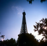 Eiffel Tower. Stock Photo