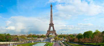 Eiffel Tower royalty free stock image