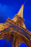 The Eiffel Tower. Stock Photo