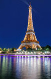 Eiffel tower. Royalty Free Stock Photos