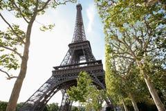 Eiffel Tower. Symbol of Paris Stock Photos
