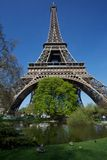 Eiffel tower-2 Zdjęcia Royalty Free