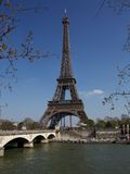 Eiffel tower-2 Zdjęcie Stock