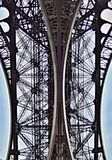 Eiffel tower. Abstract look of eiffel tower Stock Photography