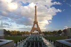 The Eiffel Tower Royalty Free Stock Photos