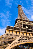 Eiffel Tower from Below Royalty Free Stock Photography