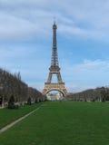 The Eiffel Tower, Champs de Mars, Paris, France Royalty Free Stock Photo