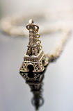 Eiffel tower charm Royalty Free Stock Photo