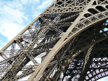 Eiffel tower - details Royalty Free Stock Image