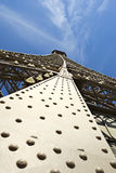 Eiffel Tower details Stock Photo
