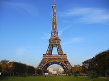 Eiffel tower -France Royalty Free Stock Photography