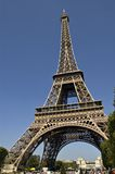 Eiffel tower. France Royalty Free Stock Photos