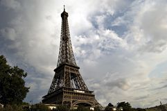 Eiffel tower. France Royalty Free Stock Image