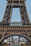 Eiffel Tower,France, Europe. Eiffel Tower view from Trocadero.France, Europe Royalty Free Stock Photos