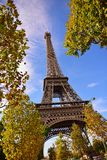 The Eiffel Tower, a global cultural icon of France Royalty Free Stock Image
