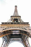 Eiffel tower isolated Royalty Free Stock Photo