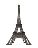 Eiffel Tower Isolated Stock Photography