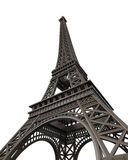 Eiffel Tower Isolated Stock Photo