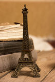 Eiffel Tower keychain Royalty Free Stock Images