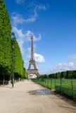Eiffel Tower, Landmark in Paris Royalty Free Stock Photos