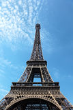 Eiffel Tower, landmark in Paris, France Royalty Free Stock Photo