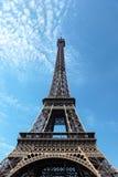 Eiffel Tower, landmark in Paris, France Royalty Free Stock Photo
