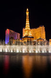 Eiffel tower, Las Vegas Stock Images