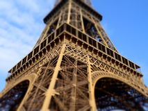 Eiffel Tower Miniature #1 Royalty Free Stock Image