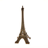 Eiffel tower model Royalty Free Stock Photography