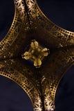 Eiffel tower night Stock Photos