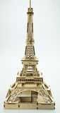 The Eiffel Tower paper toy. The Eiffel Tower paper souvenir toy Royalty Free Stock Photo