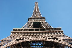 Eiffel Tower Paris. Eiffel Tower in Paris, France Royalty Free Stock Photo