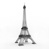Eiffel Tower in Paris Stock Photos