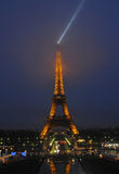 The Eiffel Tower, Paris Royalty Free Stock Images