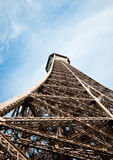 The Eiffel Tower in Paris, Stock Images
